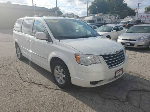 2010 Chrysler Town and Country for sale at ROYAL AUTO SALES INC in Omaha NE