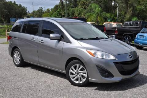 2014 Mazda MAZDA5 for sale at Elite Motorcar, LLC in Deland FL
