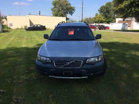 2001 Volvo V70 for sale at Velp Avenue Motors LLC in Green Bay WI