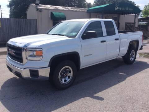 2015 GMC Sierra 1500 for sale at OASIS PARK & SELL in Spring TX