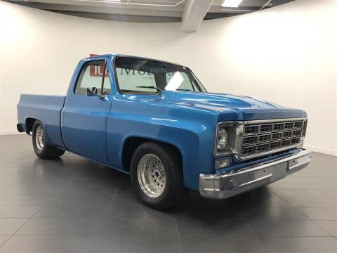 1973 Chevrolet C/K 10 Series for sale at 101 MOTORS in Tempe AZ