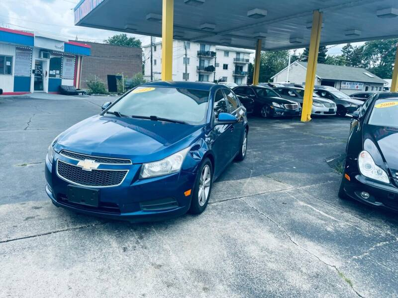2012 Chevrolet Cruze for sale at Car Credit Stop 12 in Calumet City IL