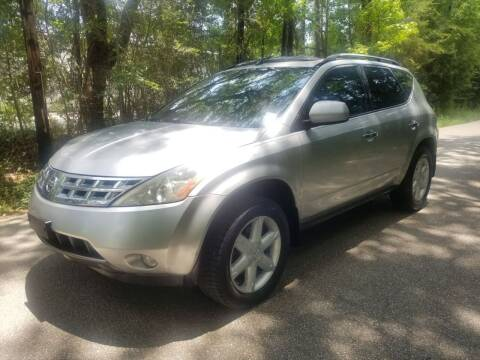 2004 Nissan Murano for sale at J & J Auto Brokers in Slidell LA
