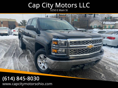 2015 Chevrolet Silverado 1500 for sale at Cap City Motors LLC in Columbus OH