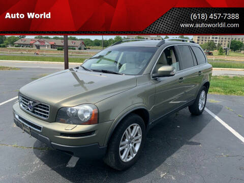 2011 Volvo XC90 for sale at Auto World in Carbondale IL