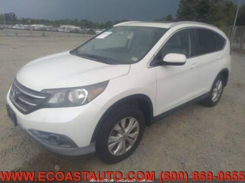 2014 Honda CR-V for sale at East Coast Auto Source Inc. in Bedford VA