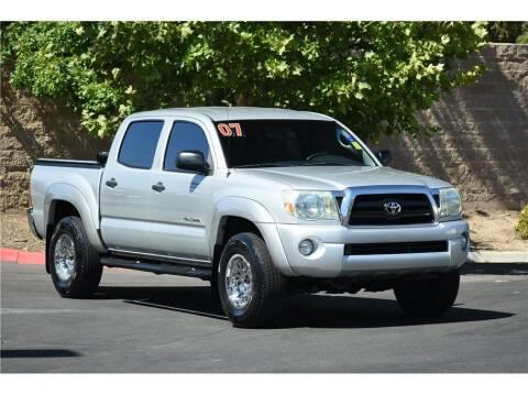 2007 Toyota Tacoma for sale at A-1 Auto Wholesale in Sacramento CA