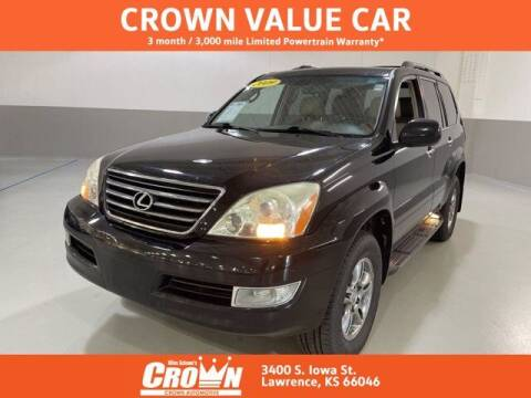 2009 Lexus GX 470 for sale at Crown Automotive of Lawrence Kansas in Lawrence KS