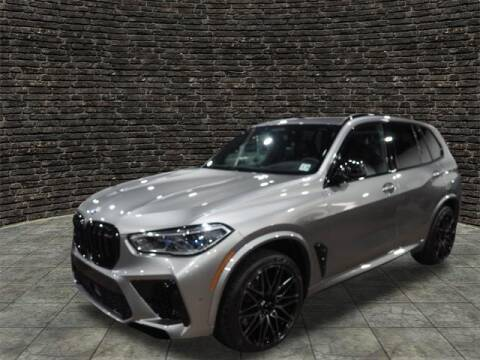 2021 BMW X5 M for sale at Montclair Motor Car in Montclair NJ
