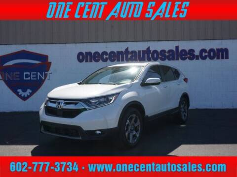 2017 Honda CR-V for sale at One Cent Auto Sales in Glendale AZ