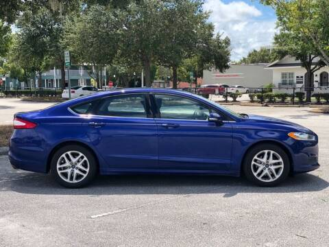 2015 Ford Fusion for sale at Carlando in Lakeland FL