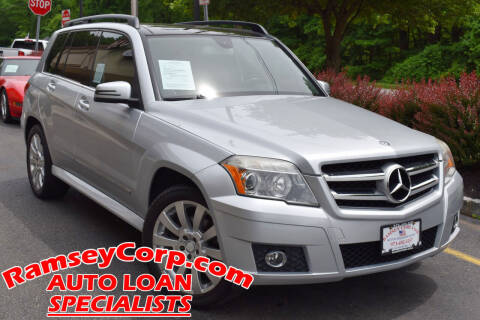 2010 Mercedes-Benz GLK for sale at Ramsey Corp. in West Milford NJ