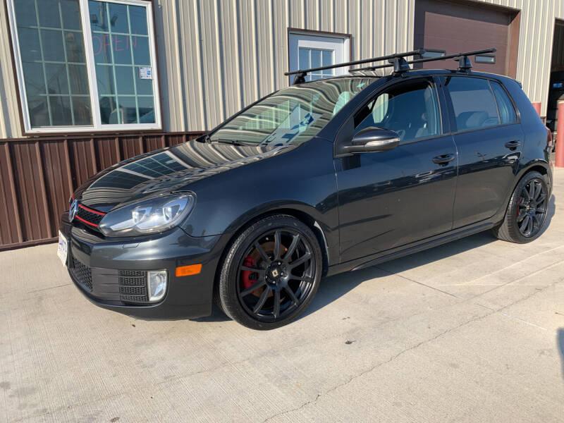 2010 Volkswagen GTI for sale at Dakota Auto Inc. in Dakota City NE