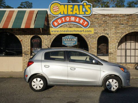 2015 Mitsubishi Mirage for sale at Oneal's Automart LLC in Slidell LA