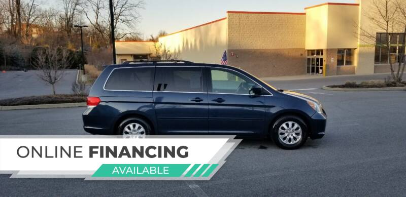 2010 Honda Odyssey for sale at Lehigh Valley Autoplex, Inc. in Bethlehem PA