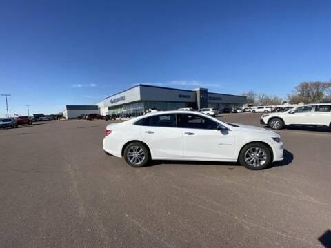 2018 Chevrolet Malibu for sale at Schulte Subaru in Sioux Falls SD
