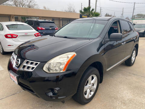 2012 Nissan Rogue for sale at Houston Auto Gallery in Katy TX