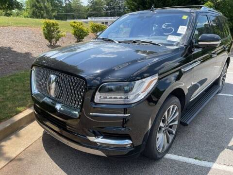 2018 Lincoln Navigator for sale at BILLY HOWELL FORD LINCOLN in Cumming GA