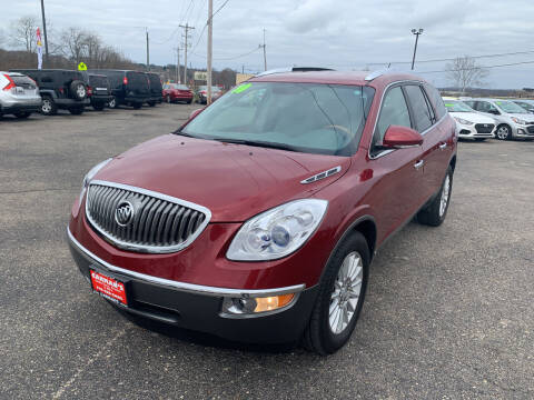2010 Buick Enclave for sale at Carmans Used Cars & Trucks in Jackson OH