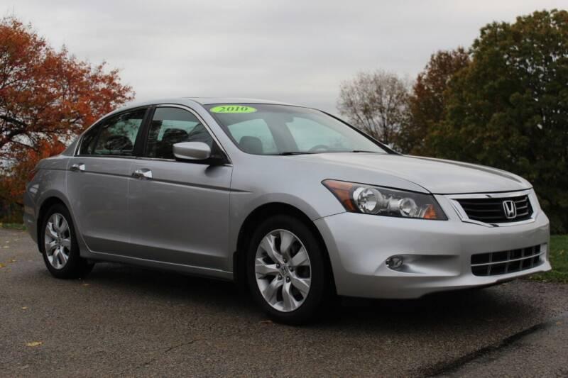2010 Honda Accord for sale at Harrison Auto Sales in Irwin PA