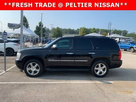2012 Chevrolet Tahoe for sale at TEX TYLER Autos Cars Trucks SUV Sales in Tyler TX
