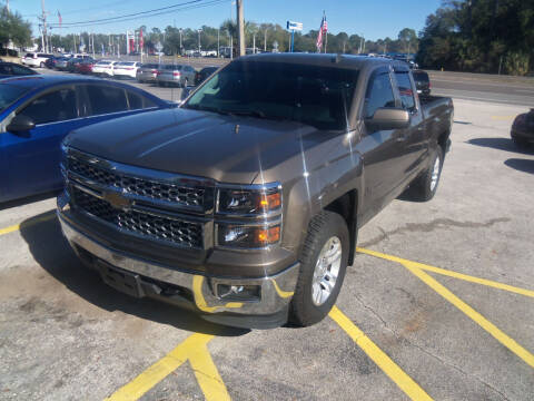 2015 Chevrolet Silverado 1500 for sale at ORANGE PARK AUTO in Jacksonville FL