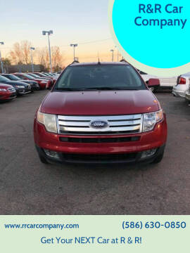 2007 Ford Edge for sale at R&R Car Company in Mount Clemens MI