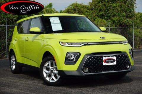 2020 Kia Soul for sale at Van Griffith Kia Granbury in Granbury TX