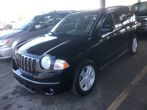 2008 Jeep Compass for sale at JG Auto Sales in North Bergen NJ