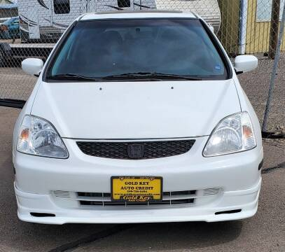 2002 Honda Civic for sale at G.K.A.C. in Twin Falls ID