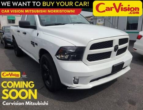 2019 RAM Ram Pickup 1500 Classic for sale at Car Vision Mitsubishi Norristown in Norristown PA
