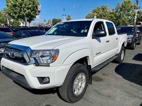 2015 Toyota Tacoma for sale at San Jose Auto Outlet in San Jose CA