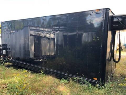 20FT Refrigeration body 20FT Refrigeration body for sale at Advanced Truck in Hartford CT