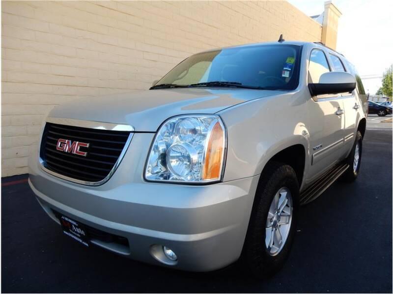 2014 GMC Yukon for sale at A-1 Auto Wholesale in Sacramento CA