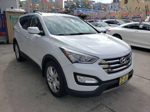 2013 Hyundai Santa Fe Sport for sale at Elite Automall Inc in Ridgewood NY