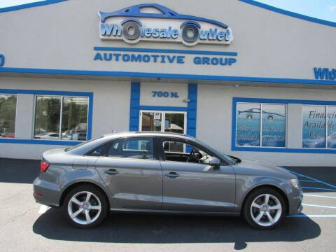 2015 Audi A320TQ for sale at The Wholesale Outlet in Blackwood NJ