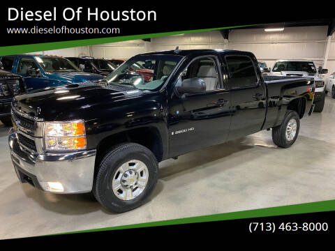 2008 Chevrolet Silverado 2500HD for sale at Diesel Of Houston in Houston TX