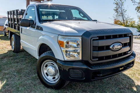 2012 Ford F-250 Super Duty for sale at Fruendly Auto Source in Moscow Mills MO