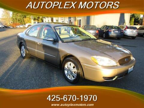 2004 Ford Taurus for sale at Autoplex Motors in Lynnwood WA