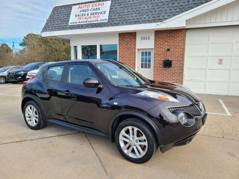 2014 Nissan JUKE for sale at Auto Expo in Norfolk VA