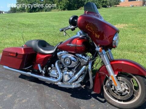 2009 Harley-Davidson Street Glide for sale at INTEGRITY CYCLES LLC in Columbus OH