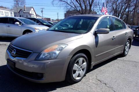 2008 Nissan Altima for sale at Top Line Import in Haverhill MA