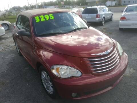 2006 Chrysler PT Cruiser for sale at QUALITY AUTO SALES OF FLORIDA in New Port Richey FL