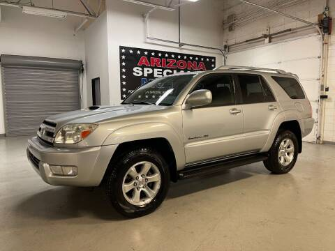 2005 Toyota 4Runner for sale at Arizona Specialty Motors in Tempe AZ