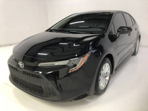 2020 Toyota Corolla for sale at Curry's Cars Powered by Autohouse - AUTO HOUSE PHOENIX in Peoria AZ