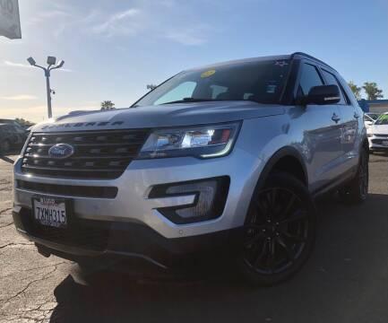 2017 Ford Explorer for sale at LUGO AUTO GROUP in Sacramento CA