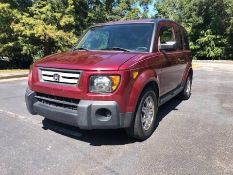 2007 Honda Element for sale at Lowcountry Auto Sales in Charleston SC