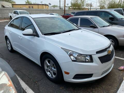 2014 Chevrolet Cruze for sale at Cowboy Incorporated in Waukegan IL