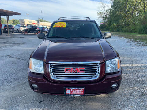 2007 GMC Envoy for sale at Community Auto Brokers in Crown Point IN