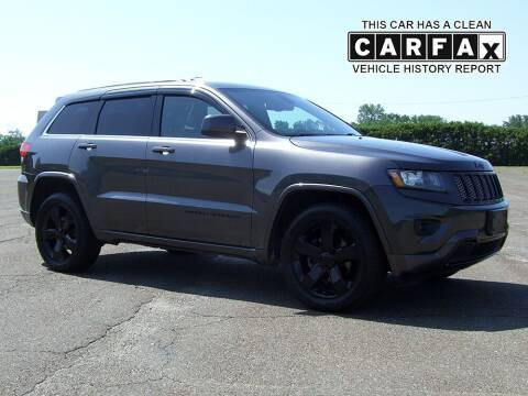 2015 Jeep Grand Cherokee for sale at Atlantic Car Company in East Windsor CT